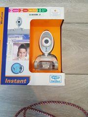 Webcam von der Marke Creativ