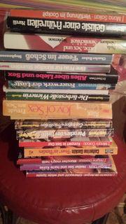 erotische Bücher und VHS Filme
