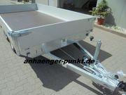 Pkw Anhänger Hochlader 3100 mm