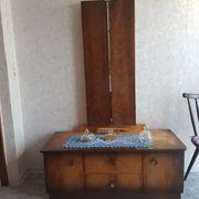 Schlafzimmer Massivholz für Selbstabholer