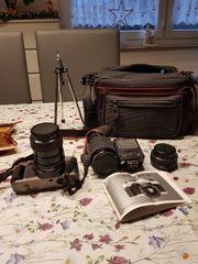 verk älter Fotoapparat