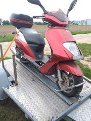 125ccm Roller ohne TÜV