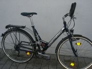 gebr CORRATEC ALU City Damen