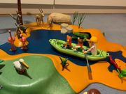 Playmobil Safari mit wilden Tieren