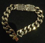 Neues Swarovski Herren Armband Totenkopf