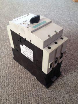 SIEMENS SIRIUS 3RV1042-4EA10; Leistungsschalter für Motorschutz