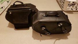 Motorräder Verschiedenes - Seitentaschen
