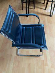 4x Stuhl Bürostuhl