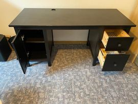 Büromöbel - Schreibtisch Hemnes