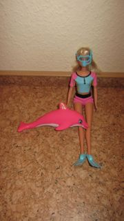 Steffi Love Dolphin Fun Taucherin