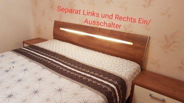 Doppelbett Ehebett komplett mit allem