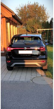 VW T-Cross TSI 95PS Benzin