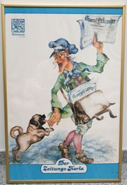 Poster der Altstadtfreunde Nürnberg