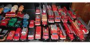 Feuerwehr- und Unimog-Sammlung alle im