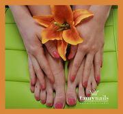 TamyNails kosmetische Fußpflege mobiler Service