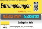 Möbelentsorgung Berlin pauschal 80 EUR