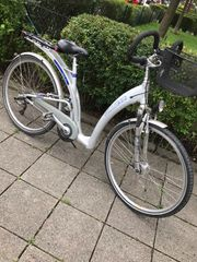 Damen Fahrrad Aluminium Markenrad Villiger