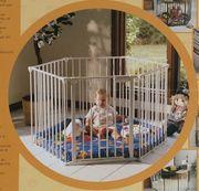 Kinderlaufstall - Kinderschutzgitter - Park-A-Kid von BabyDan