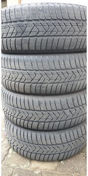 4 Pirelli Sottozero 3 Winterreifen