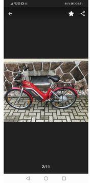 EBike pedelec Elektro Fahrrad