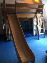 Paidi Kinderzimmer Bett Schrank
