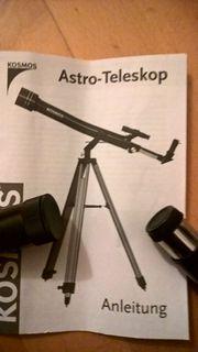 Teleskop mit Stativ von Kosmos