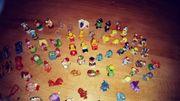 72 Überraschungseierfiguren zu verkaufen