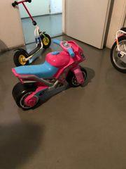 Kinder Motorrad Mädchen