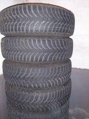 Winter Reifen wie neu 165