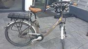 Damen Fahrrad e-city bike