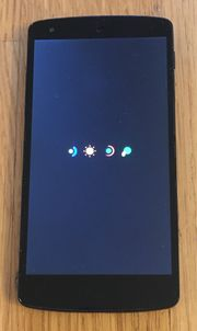 LG Nexus 5 16GB schwarz