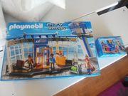 Playmobil City Flughafen mit Tower
