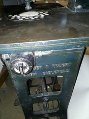 Gummi-Schleifmaschine