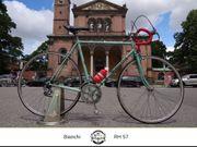 Bianchi Sprint Rennrad mit Campagnolo