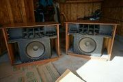 50er Stephens Tru-Sonic 3-Wege-Lautsprechersystem
