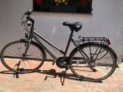 Fahrrad City Bike Damen 28