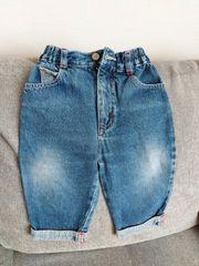 Jeans in der Größe 80