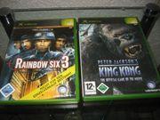2 St XBOX 360 Spiele