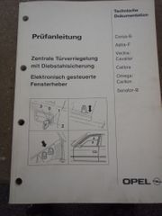 Omega-B ab 1999 - Technische Dokumentation