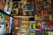 Krimi Leihbücher a d 50er