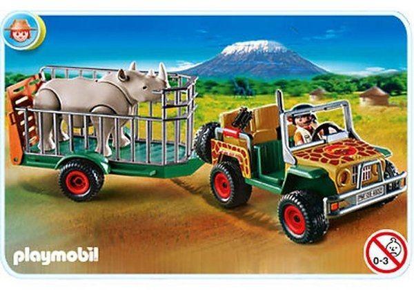 Playmobil Afrika-Welt