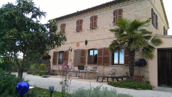 Landhaus in Mittelitalien Marken in
