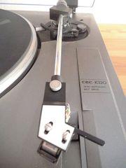 C E C Plattenspieler K-320
