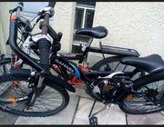 Jungs Fahrrad