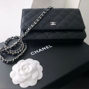 CHANEL ORIGINAL Wallet on chain