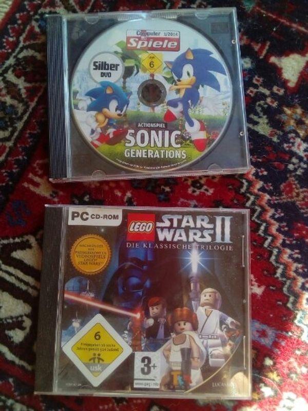 Sonic und Star Wars als