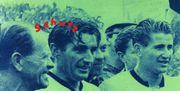 Sepp Herberger WM 1954 Deutschland-Ungarn -