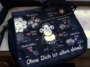 Katzen-Shirt Sheepworldtasche