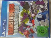Ps4 Transformers