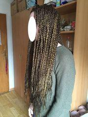 Berlin Rastazöpfe Braids Haarverlängerung Weaving